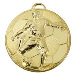 Football Medal 60mm AM931